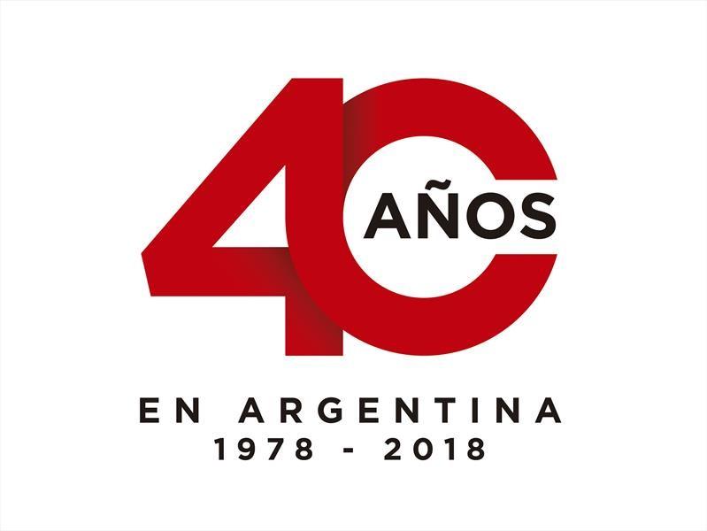 Honda festeja 40 años en Argentina