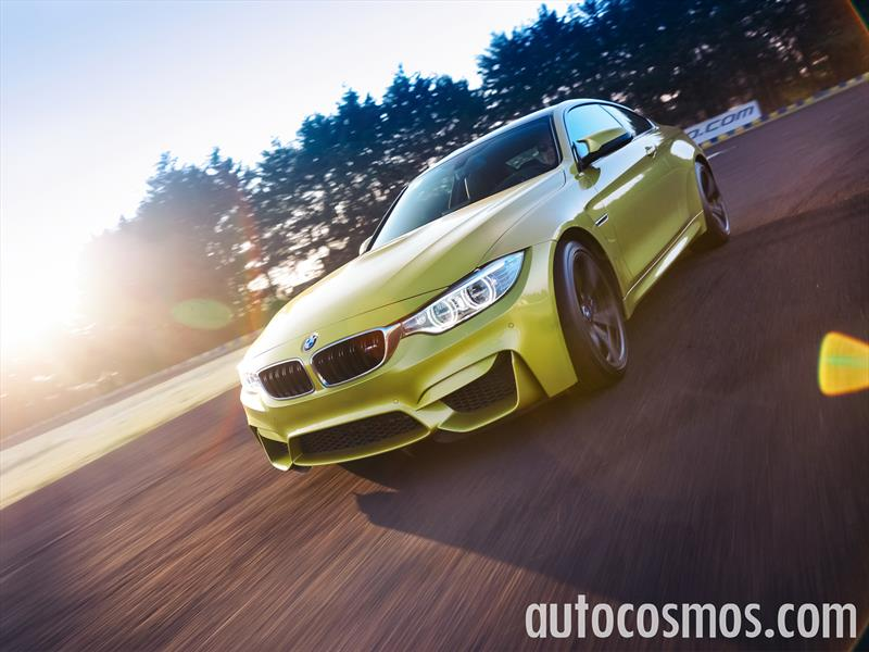 BMW M4 Coupé 2015, una fábrica de adrenalina