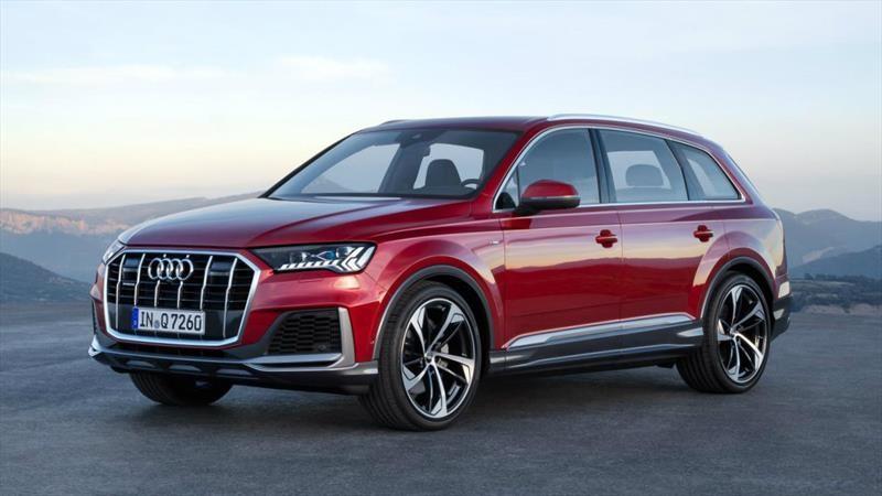 Audi Q7 2020 mejora el desempeño con la tecnología Mild Hybrid y de paso estrena diseño