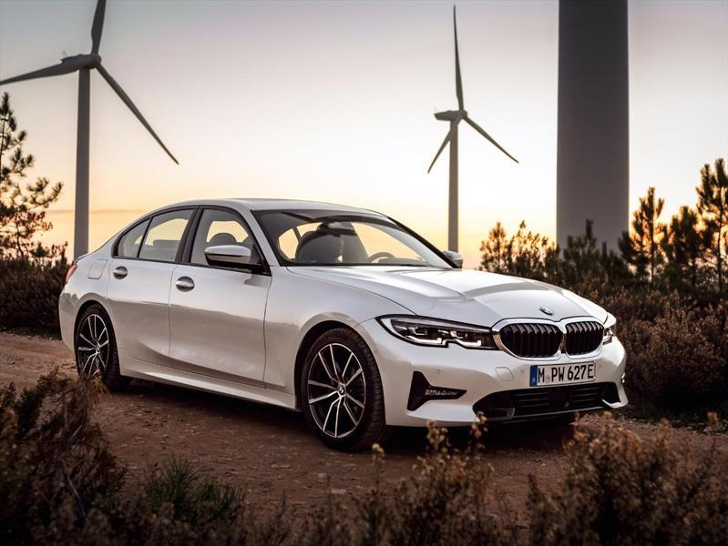 BMW Serie 3 330e 2019 es un híbrido enchufable más poderoso y eficiente