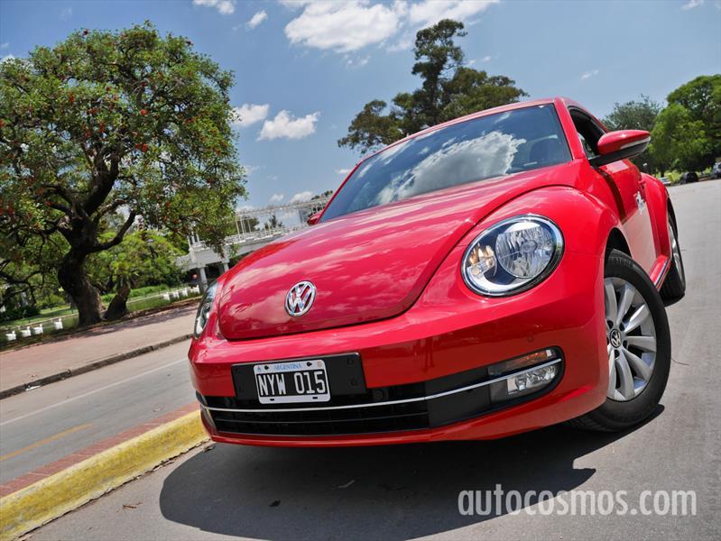 Prueba Volkswagen The Beetle