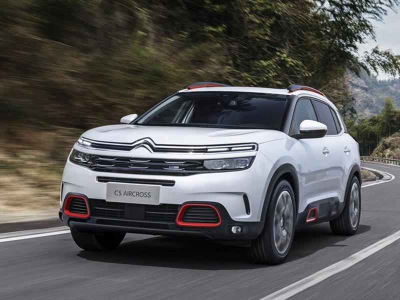 Citroën C5 Aircross llega a Europa ¿y Argentina?