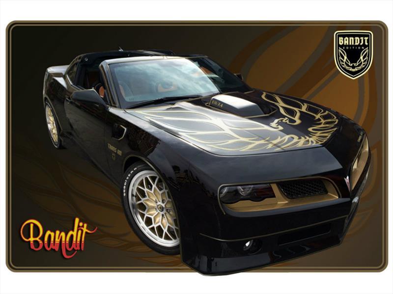 Pontiac Trans Am SE Bandit Edition, limitado a 77 unidades