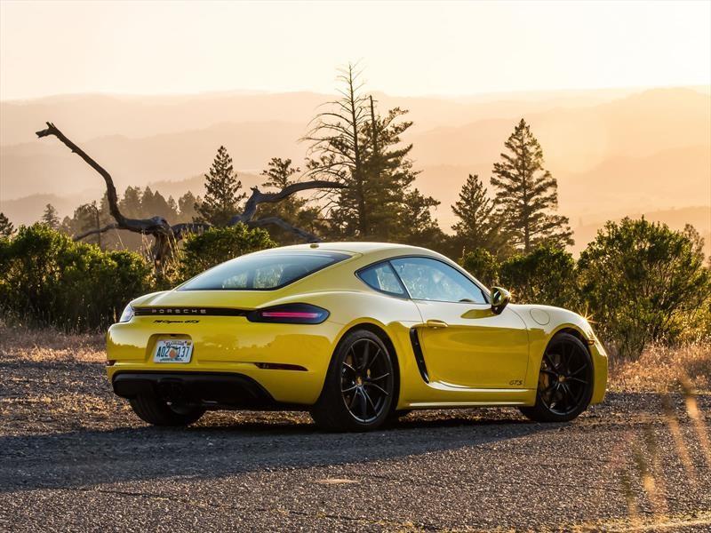 Porsche 718 GTS 2018, prueba de manejo desde California