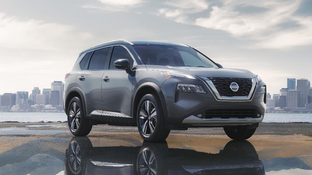 Lanzamiento internacional: nueva Nissan X-Trail 2021