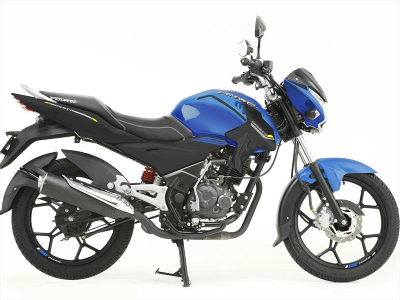 Discover 125 ST-R, la sorpresa de Bajaj para Colombia