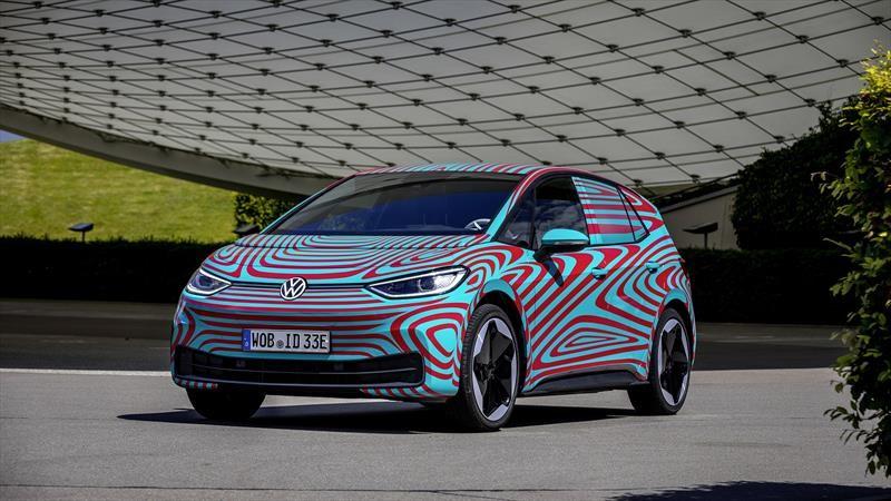 Volkswagen ID.3 tiene más de 30.000 reservas