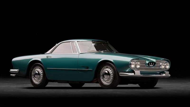 La historia del Maserati 5000 GT, el auto que unió a los mejores diseñadores del mundo