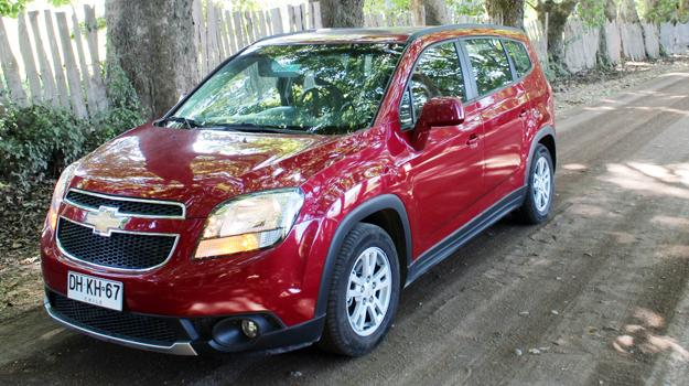 Prueba Al Chevrolet Orlando 20 Disel Automtico Autocosmos