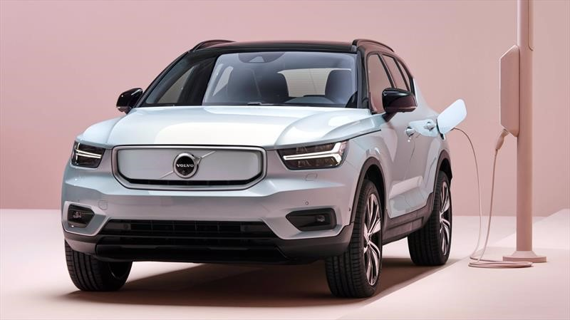 Volvo XC40 Recharge 2020, un SUV eléctrico más a lista