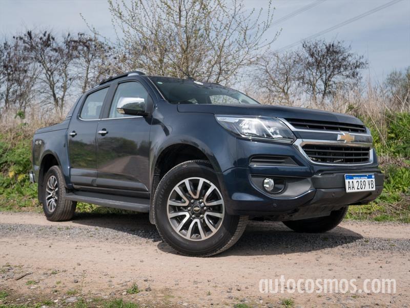 Prueba Chevrolet S10: Vuelve a la carga