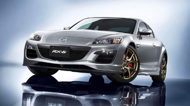 Mazda RX-8 dice adiós con una edición especial