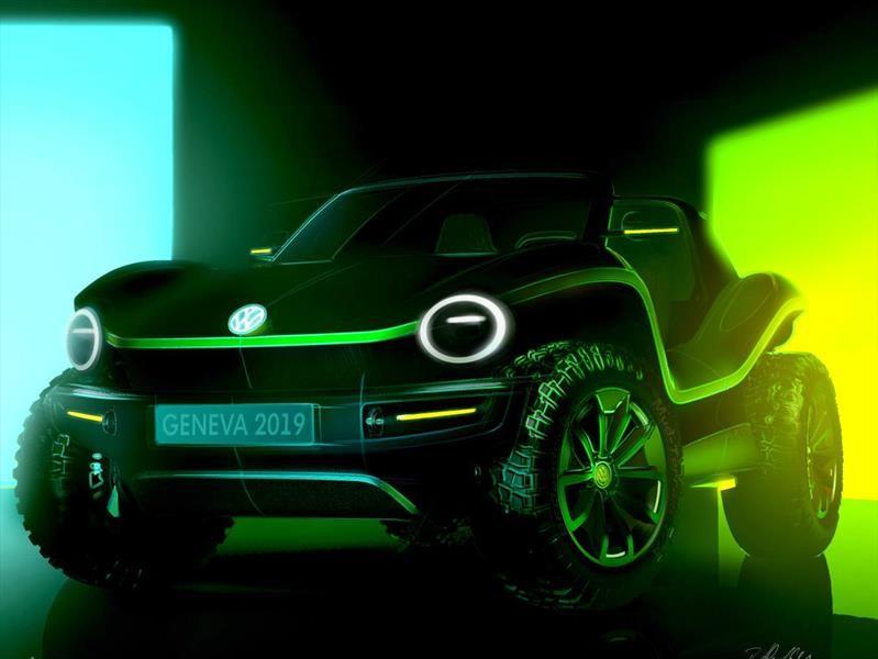 Volkswagen Dune Buggy regresa con motor eléctrico