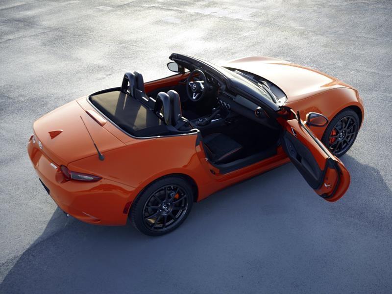 Mazda MX-5 Miata 30th Anniversary Edition, limitado a solo 3 mil unidades