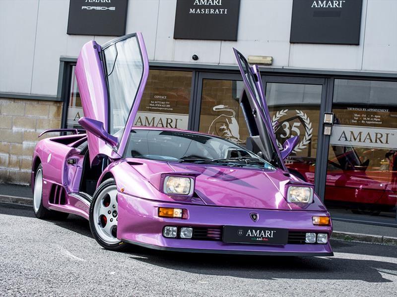 Lamborghini Diablo Diablo de Jamiroquai sale a la venta