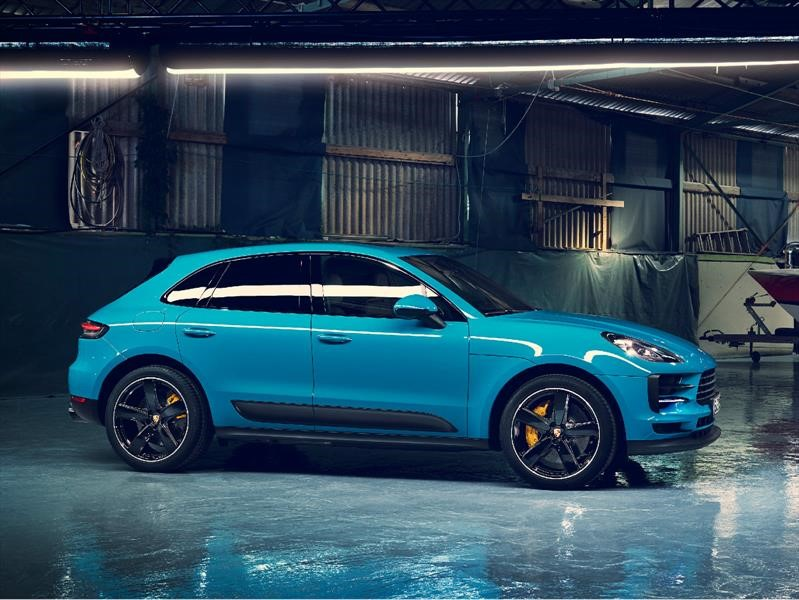 Porsche Macan 2019 se presenta