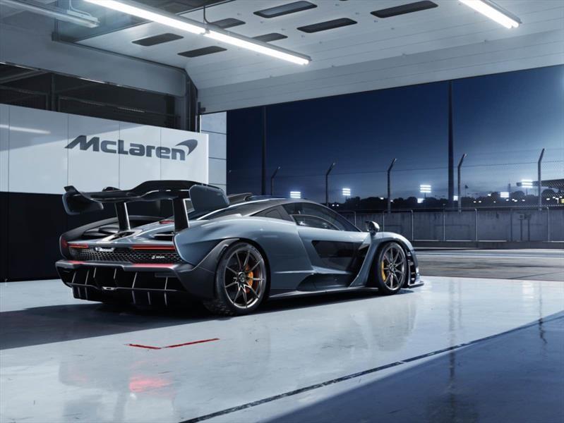 McLaren va por la venta de súper autos eléctricos