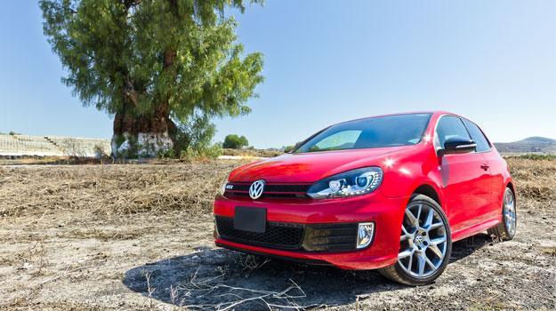 Volkswagen nuevo Golf GTI a prueba