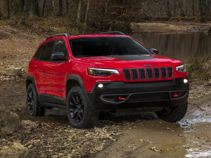 Jeep Cherokee 2019 estrena nuevo rostro