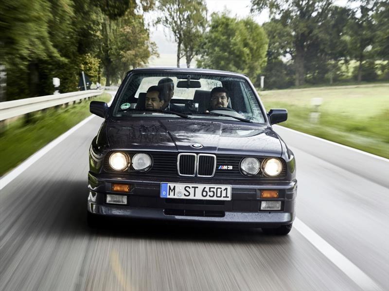 Prueba BMW M3 E30, el auto que comenzó el mito