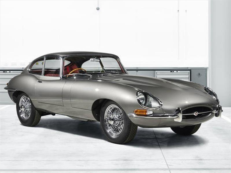 Jaguar pone a la venta 10 unidades del mítico E-Type