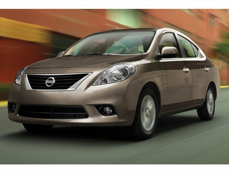 Nissan Versa 2013 Disponible En M 233 Xico Desde 176 100 Pesos