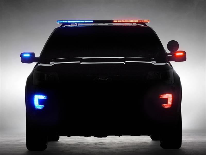 New Ford Explorer >> Ford Police Interceptor 2016, se actualiza el SUV patrulla - Autocosmos.com