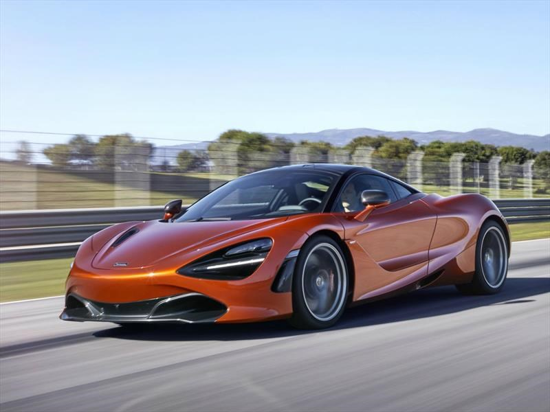McLaren 720S, perfecto súperdeportivo