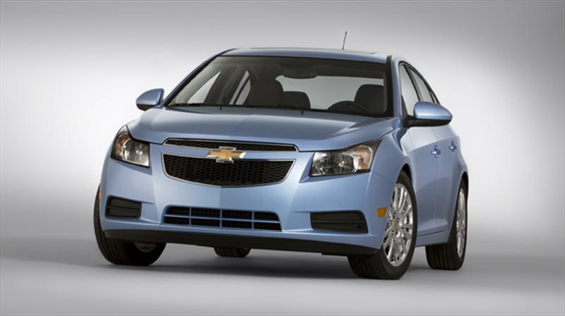 Chevrolet Cruze Eco Y Sonic Elegidos Como Los Mejores