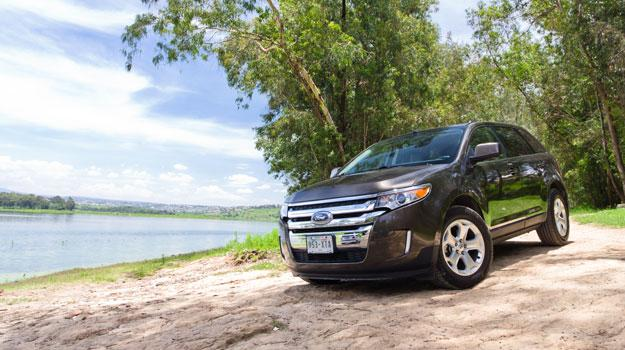 Test de Ford Edge Limited 2012
