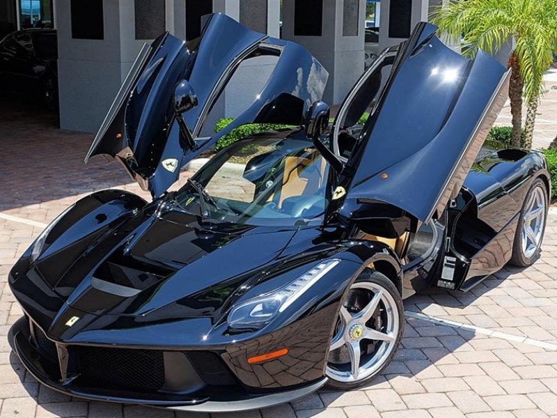 Ferrari Laferrari Sale A La Venta En 5 Millones De D 243 Lares
