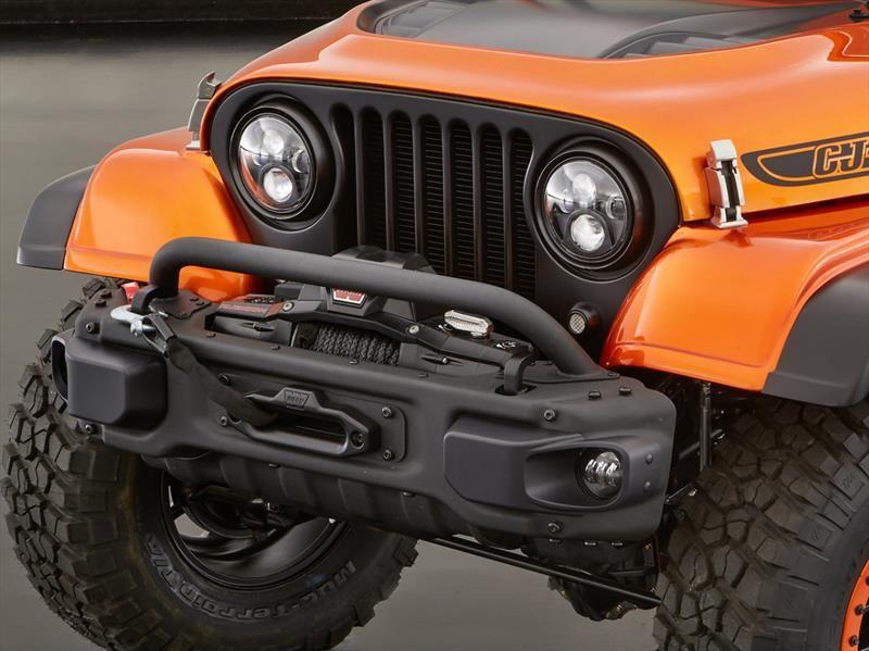 Estos son los prototipos para el Easter Jeep Safari 2017