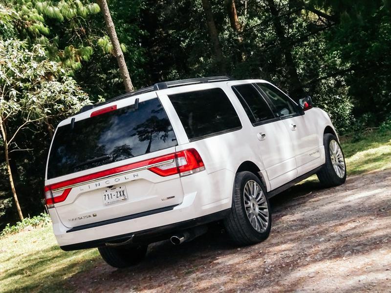 Lincoln Navigator 2015 a prueba