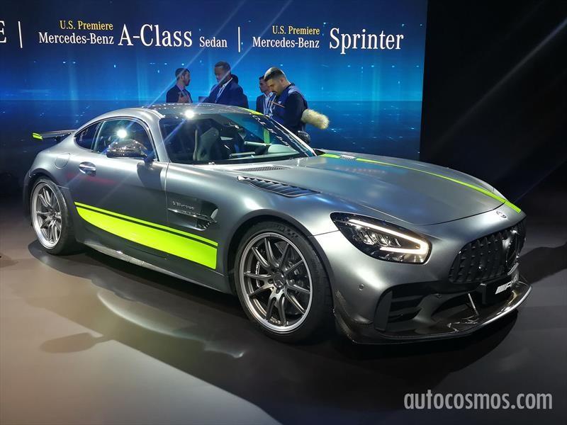 Mercedes-AMG GT R Pro: un deportivo muy especial
