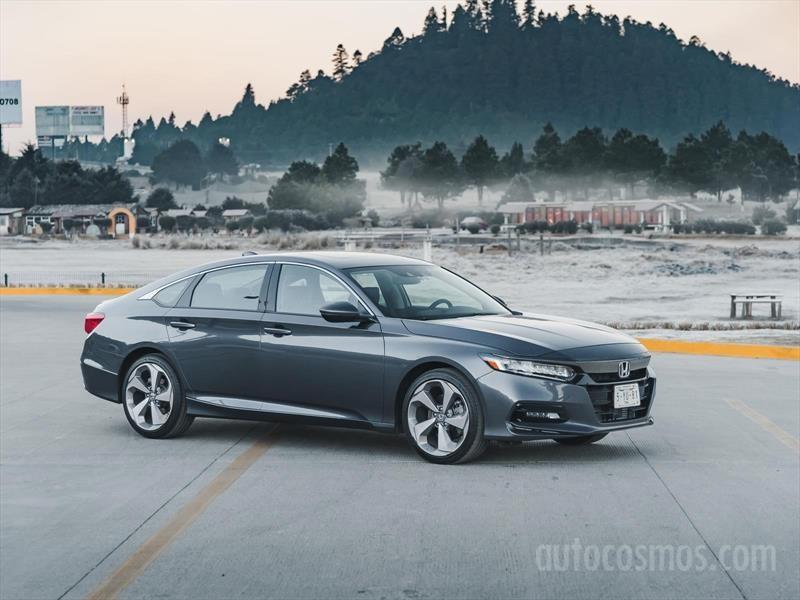 Honda Accord elegido como el North American Car of the Year 2018