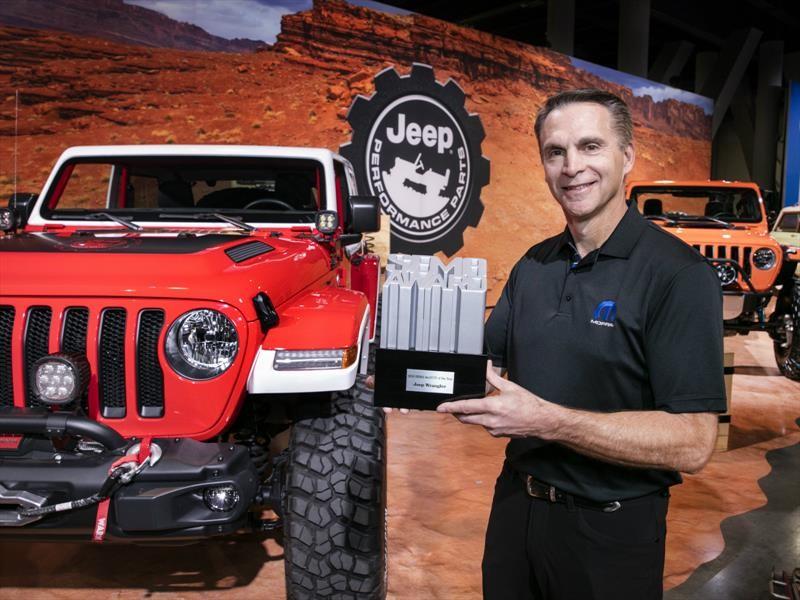 Jeep Wrangler es el Mejor SUV del SEMA Show 2018
