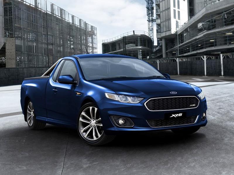 Nuevo Ford Falcon UTE, el Ranchero de Australia ...