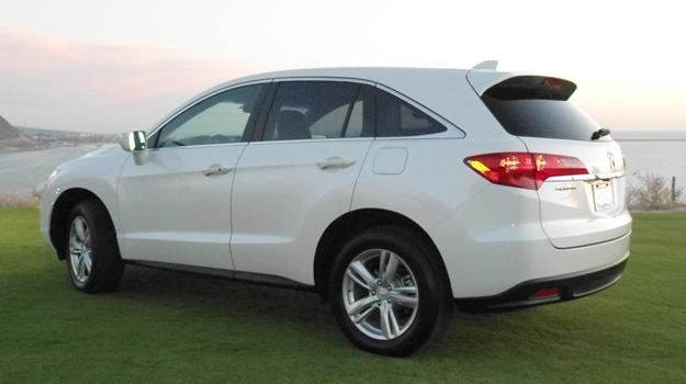 Acura RDX 2013 se presenta en México