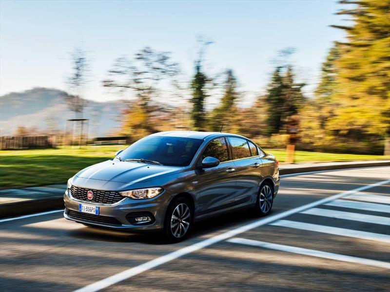 Test drive: Fiat Tipo 2019