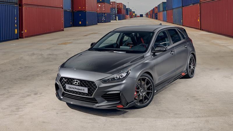 Hyundai i30 N Project C 2020 es un hot hatch de fibra de carbono