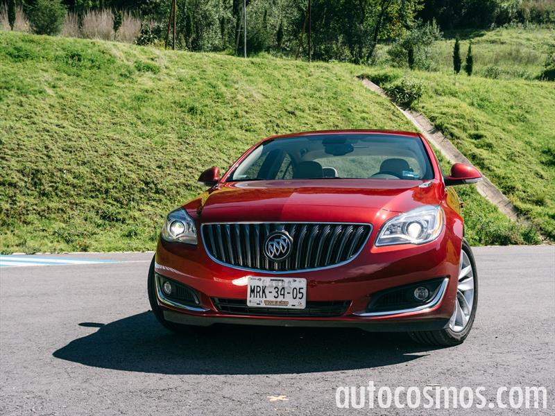 Test de Buick Regal 2014
