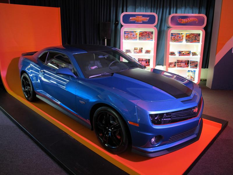 Venta De Carros Usados >> Chevrolet Camaro Hot Wheels llega a México en $610,000 ...