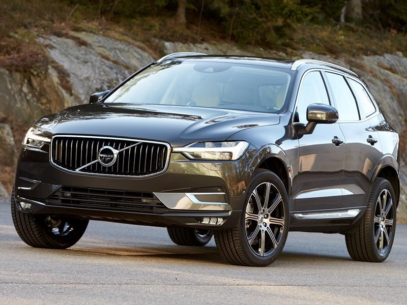 Volvo XC60 2018 debuta