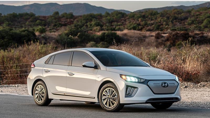 Hyundai Ioniq EV 2020 obtiene más autonomía y más poder