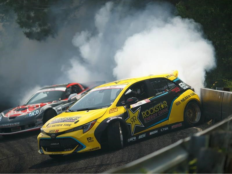 Toyota Corolla Hatchback de 1.000 Hp para la Formula Drift
