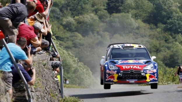 WRC: Tres para una corona