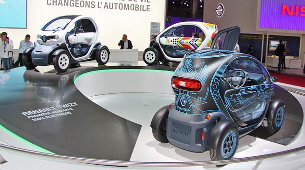 Renault Twizy: el auto-moto se acerca