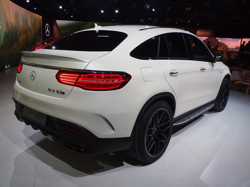 Mercedes-AMG GLE 63 S Coupe... ¿Coupé?
