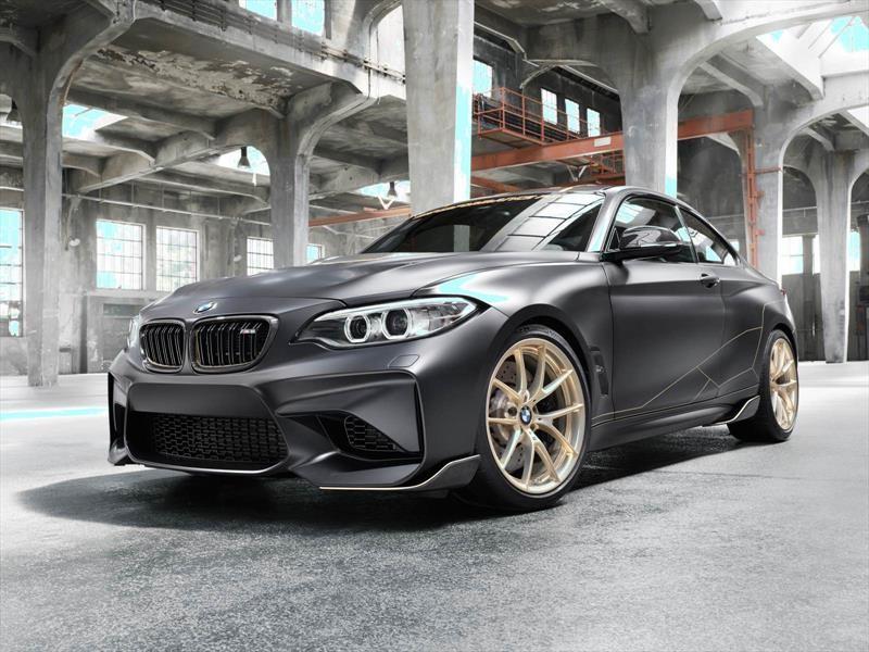 BMW M Performance Parts Concept, más deportivo y ligero