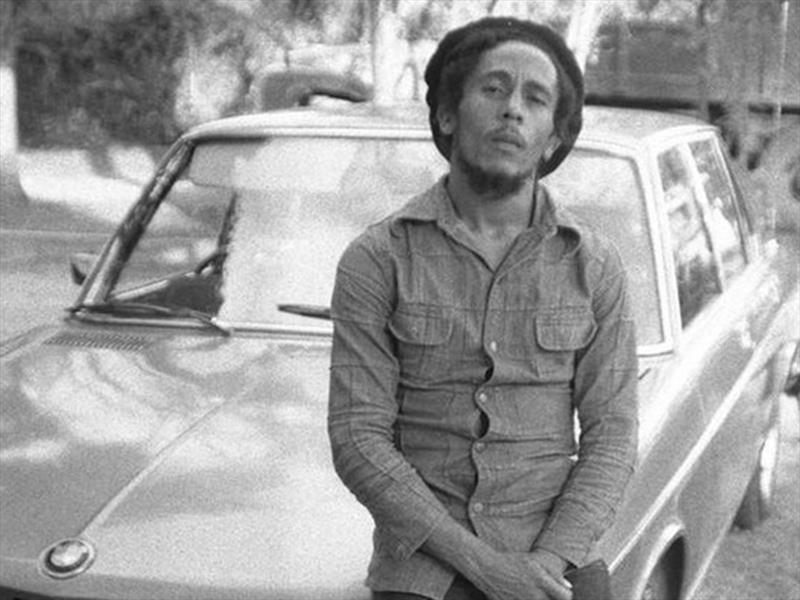 Bob Marley, un ícono del reggae que amaba los BMW
